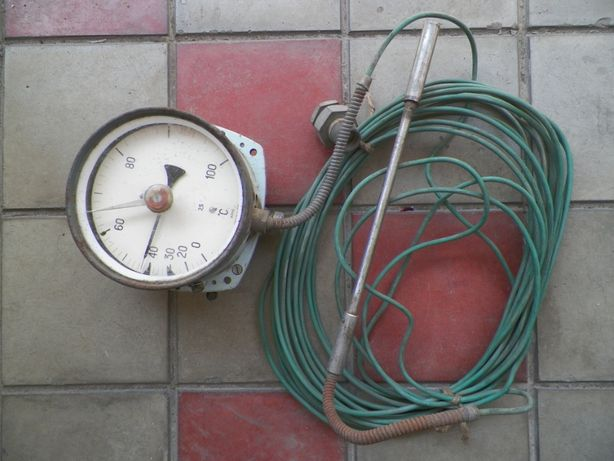 ТПП-СК Термометр манометрический