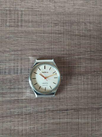 Часы ЧАЙКА СССР позолоченные