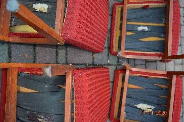 krzesła z lat 60/70