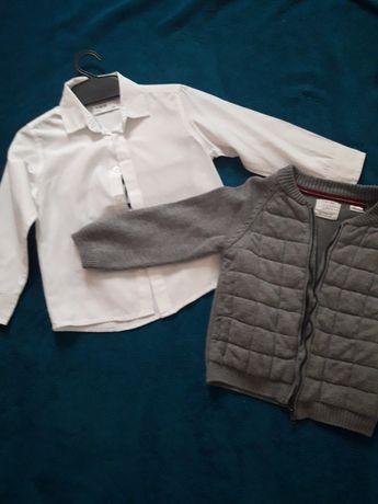 Bluzeczka sweter 104