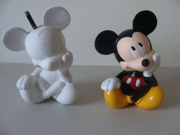 Gipsowa myszka do pomalowania