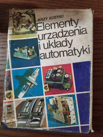 Elementy urządzenia i układy automatyki kostro