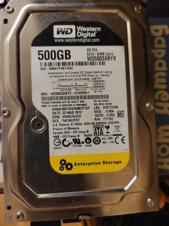 Жесткий диск/WD Black/500Gb/3.5