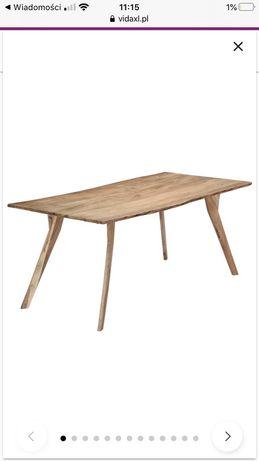 Stół jadalniany drewniany