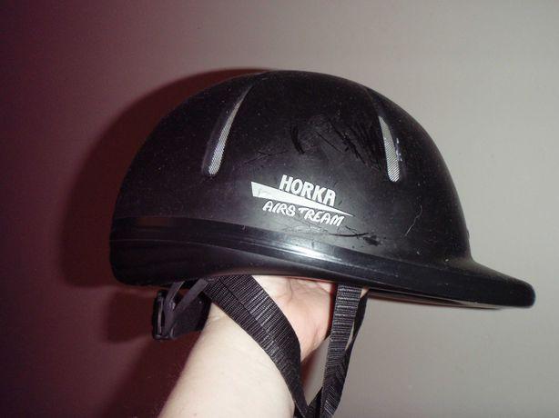 HORKA kask, toczek do jazdy konnej roz. XS/S -  50-54cm