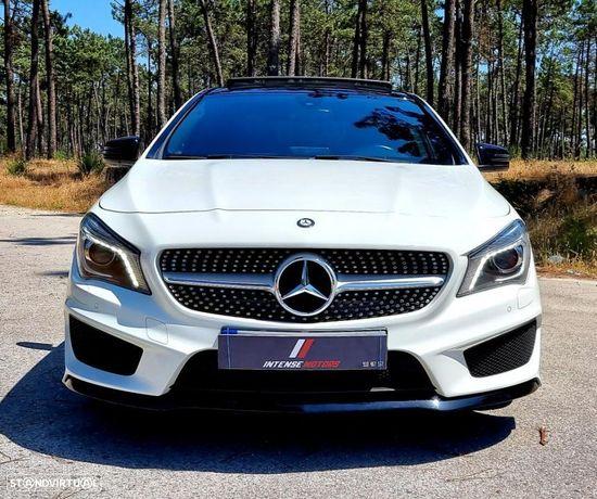 Mercedes-Benz CLA 200 d AMG Line Aut.
