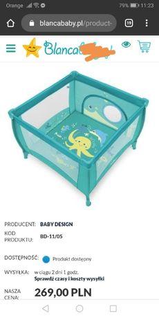 Kojec dla dziecka BABY DESIGN