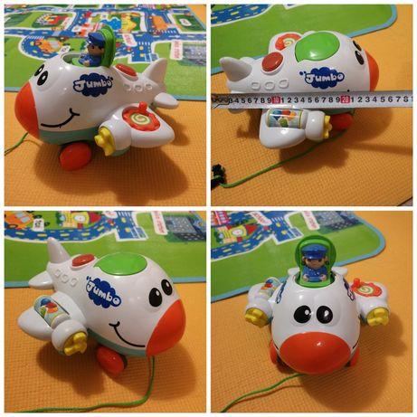 Музыкальный Самолет Jumbo