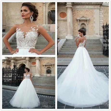 OKAZJA!!! Suknia ślubna MADONNA