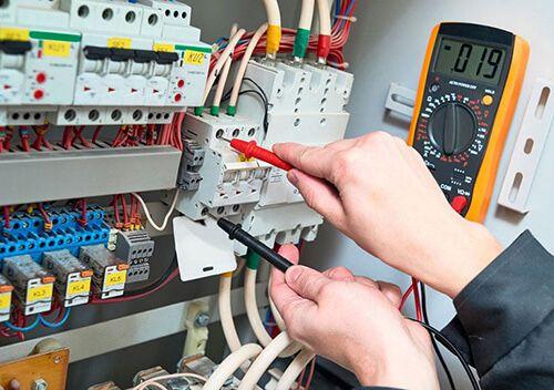 Електрик монтажіні роботи