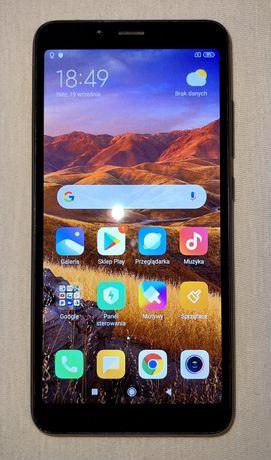 Xiaomi Redmi 6a 2/16, global version, 13mpx, czarny