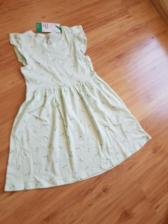 Sukienka h&m 110/ 116 4-6 lat nowa!