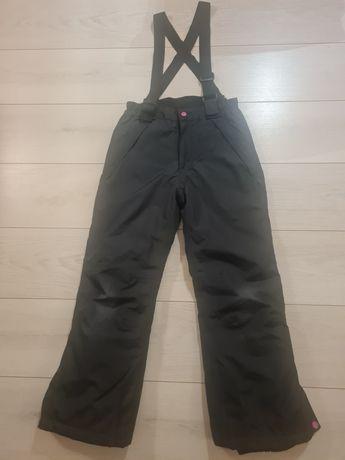 Spodnie narciarski, zimowe, rozmiar 140