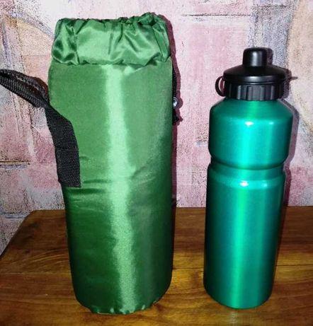 Бутылка в термочехле, объем 700мл