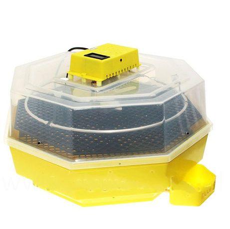 Półautomatyczny inkubator wylągarka klujnik taca na 48/60 jaj