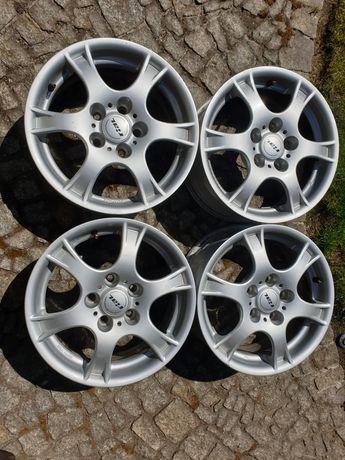 Felgi aluminiowe VW Skoda Audi Seat Rial KBA46259 6.5Jx15H2 ET38
