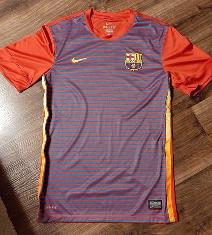 Koszulka FC Barcelona Nike rozmiar S treningowa