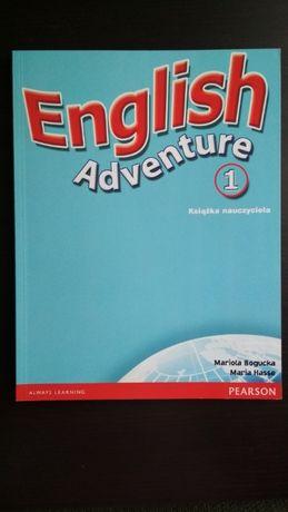 English Adventure 1 książka nauczyciela teachers book