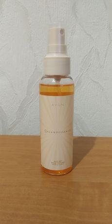 Парфюмированный спрей для тела Incandessence от Avon