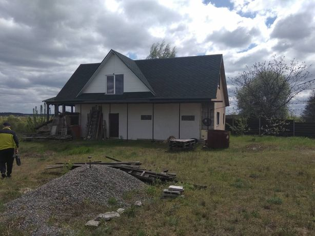 продам дом+50соток земли, возле реки