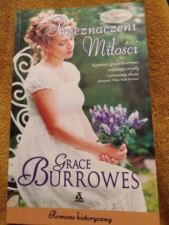 Przeznaczeni miłości Grace Burrowes