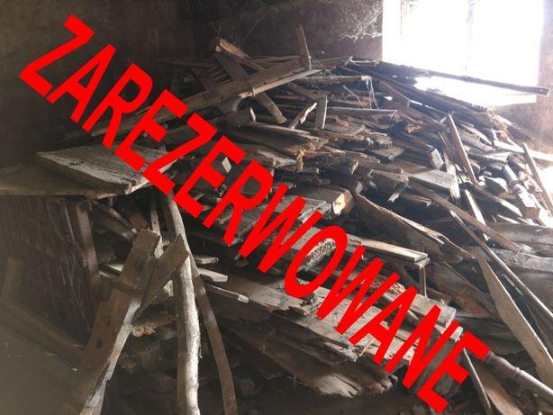 Drewno opałowe rozbiórkowe