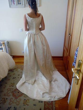 vestido NOIVA Penhalta