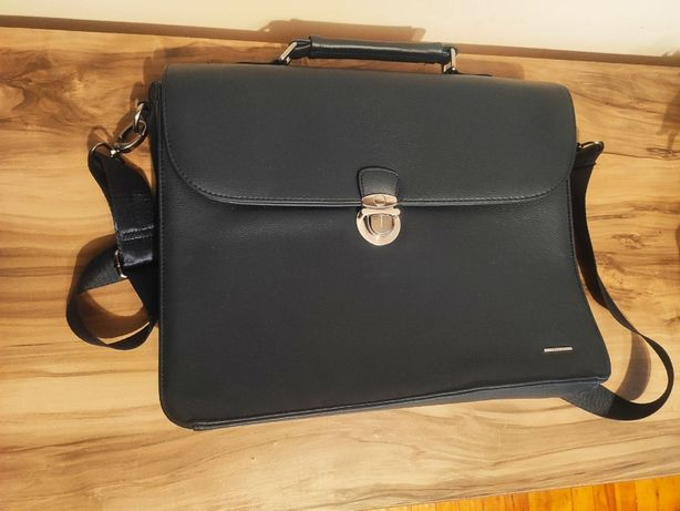 Новый портфель мужская деловая сумка италия бренд CAPRISA дипломат
