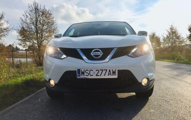 Nissan Qashqai 1.6 benzyna
