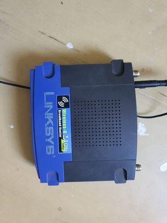 Маршрутизатор Linksys WRT54GL