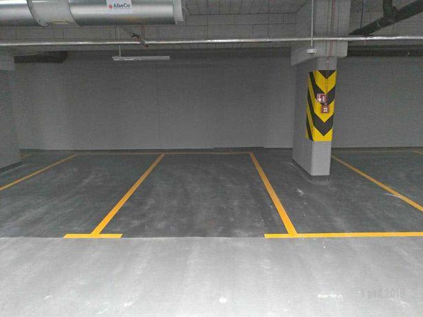 Miejsce parkingowe Grzybowska 85 Garaż  Rondo Daszyńskiego Poziom 0