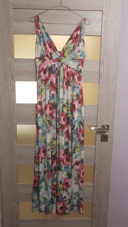 Sukienka długa r. Uniwersalny