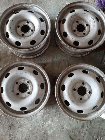 Стальные диски r13