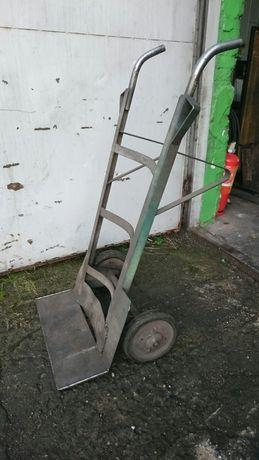 Wózek transportowy metalowy