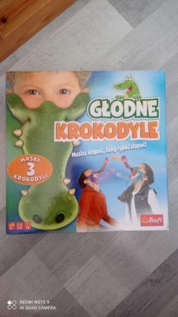 Gra głodne krokodyle