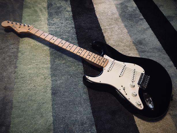 Fender Stratocaster Standard leworęczny mexico lefty