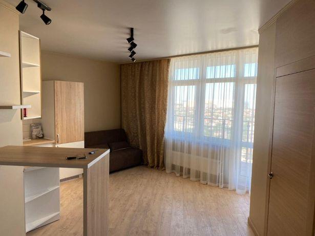 """Продам 1-комнатную квартиру с террасой в ЖК""""43 Жемчужина""""/Аркадия.1K16"""