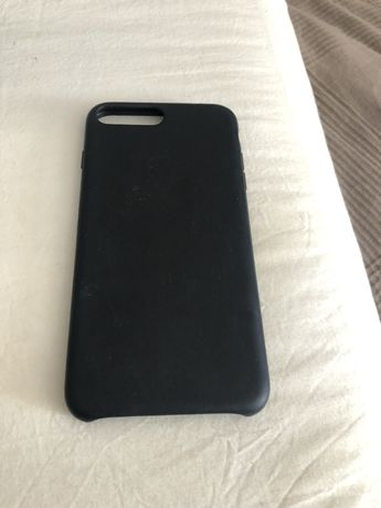 iPhone 7/8 plus Apple Leather Case