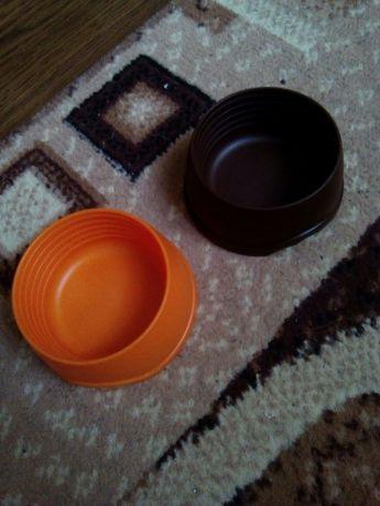 Пластмасовые тарелки