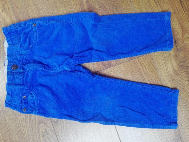 Spodnie HM chłopięce rozmiar 92