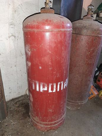 Балон газовий великий