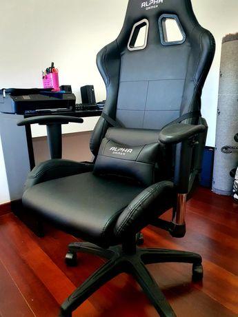 Cadeira Gaming Alpha Gamer Vega  Sem caixa e já montada. 2 Meses Uso