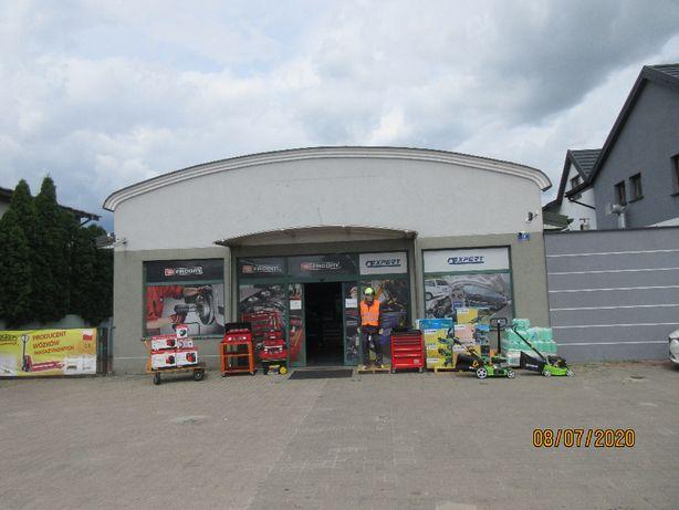 Lokal handlowo- usługowy, produkcyjny, magazyn, sala bankietowa.