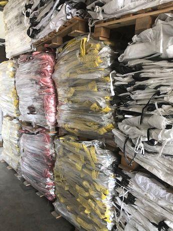 Worki Big Bag Używane na kamień kruszywa 120cm