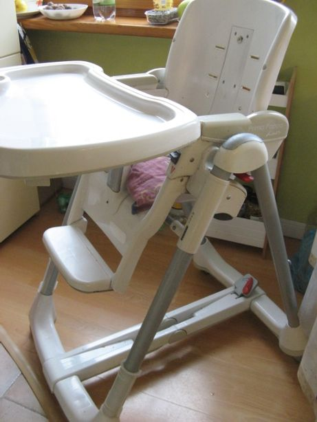 krzesełko do karmienia Prima Pappa
