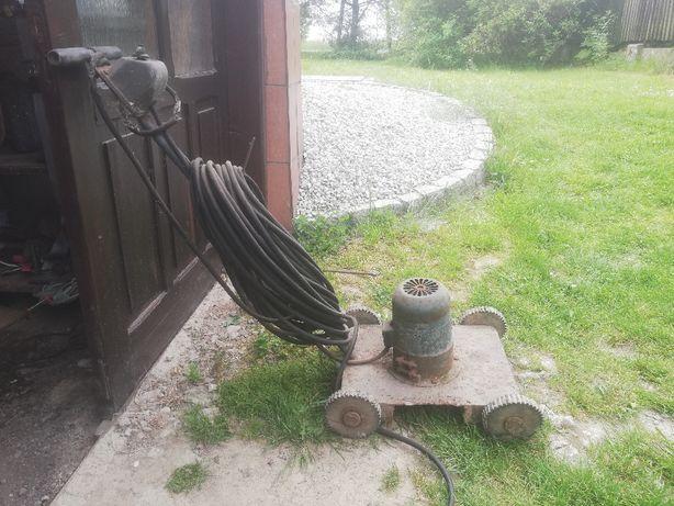 Kosiarka Elektryczna na siłe kabel siłowy 50m silnik na siłe POLECAM!