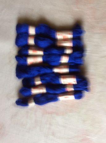 нитки для вышивки Мулине