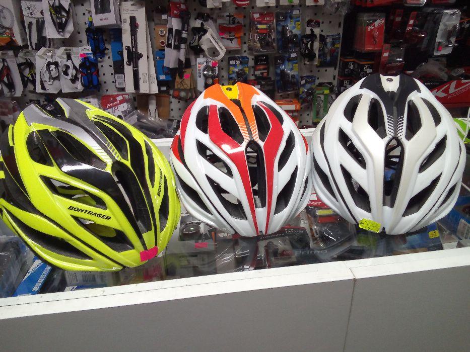 Kask Bontrager Specter Helmet Casque Rozmiar M - Ostatnie sztuki!! Śrem - image 1