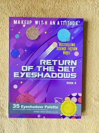 MAKEUP WITH AN ATTITUDE paleta cieni book4