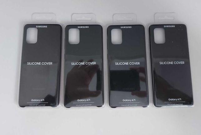 Samsung Galaxy A71 – чохол для телефону Samsung Silicone Cover